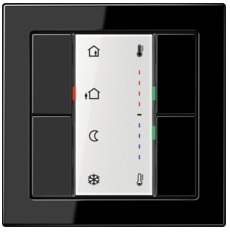 The F 50 KNX Room Temperature Controller